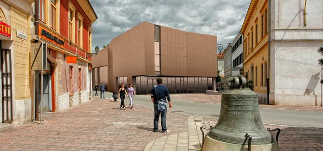 Galéria súčasného umenia, Košice