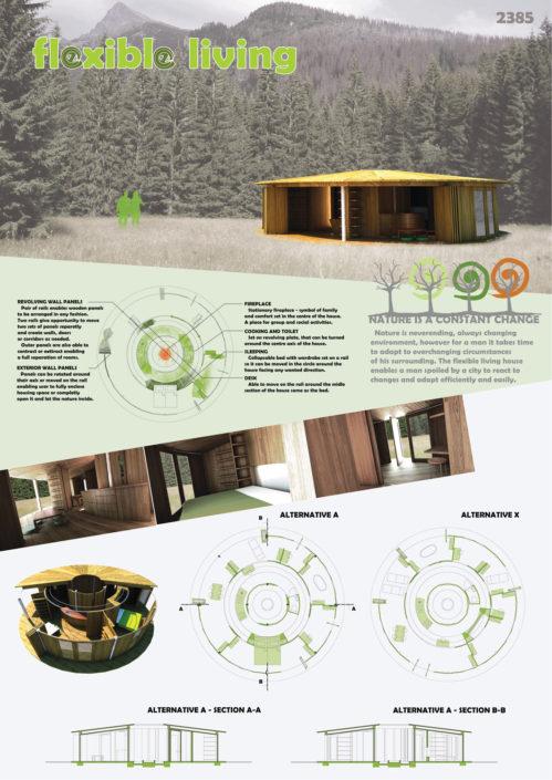 Architektúra | Flexible Living