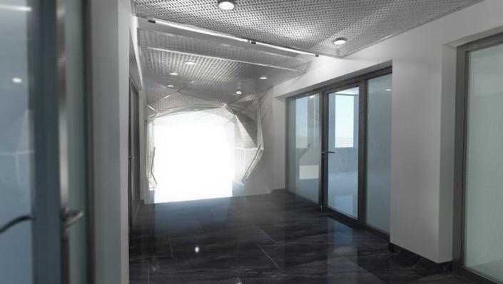 Main entrance interior
