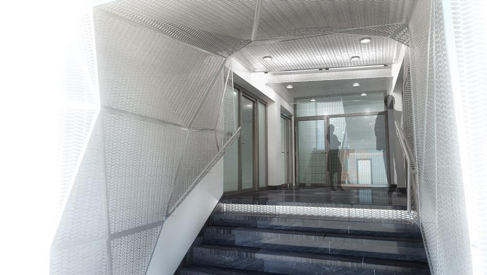 Main entrance exterior