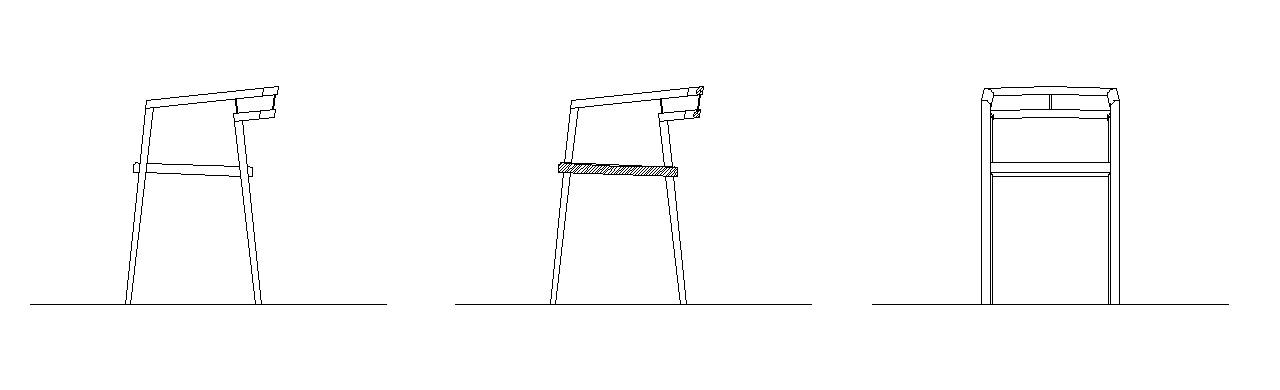 Chair Design Blueprint