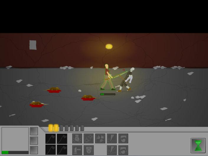 Game Design | Flash Game RPG Main