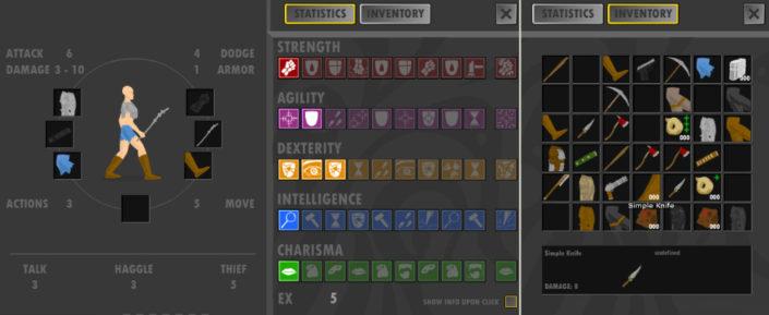 Game Design | Flash Game RPG