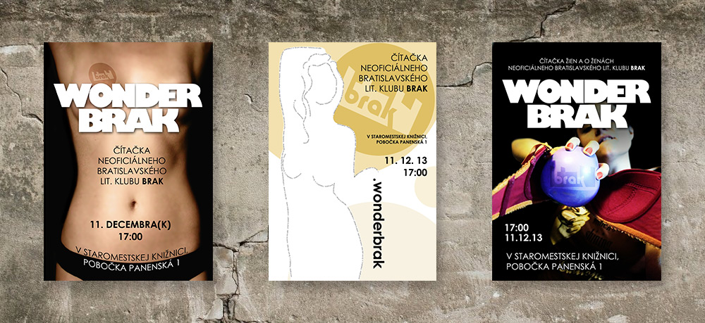 Wonderbrak posters