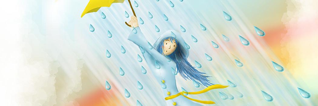 Illustration: Rain Fairy