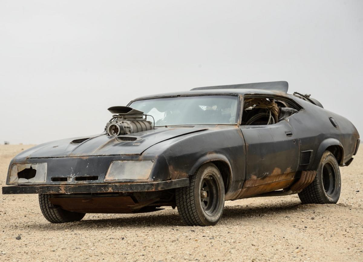 Mad Max - Ford Falcon