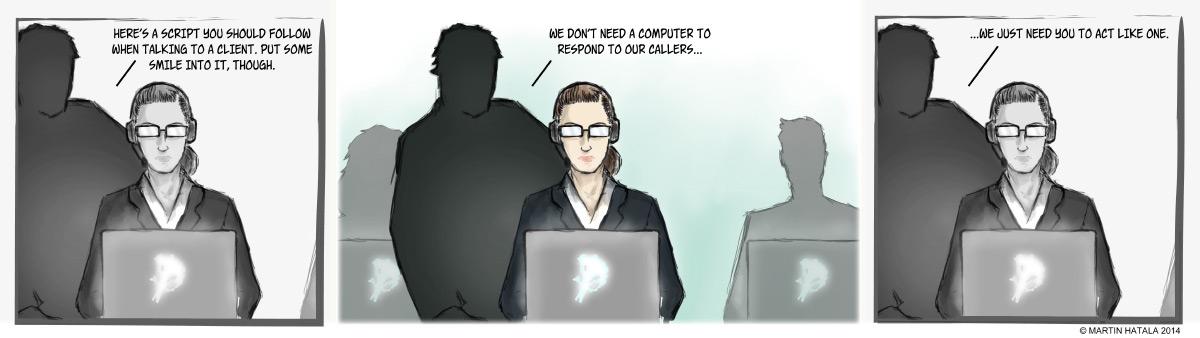 Komiks na objednavku