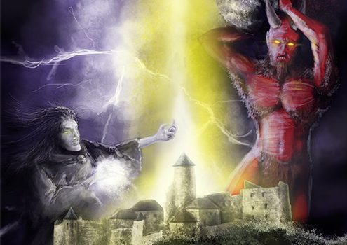Illustration: Devil's Rock