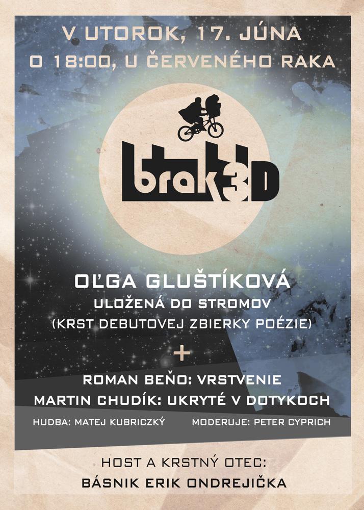 Poster   Brak 3D