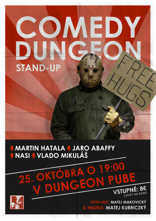 Poster | Comedy Dungeon