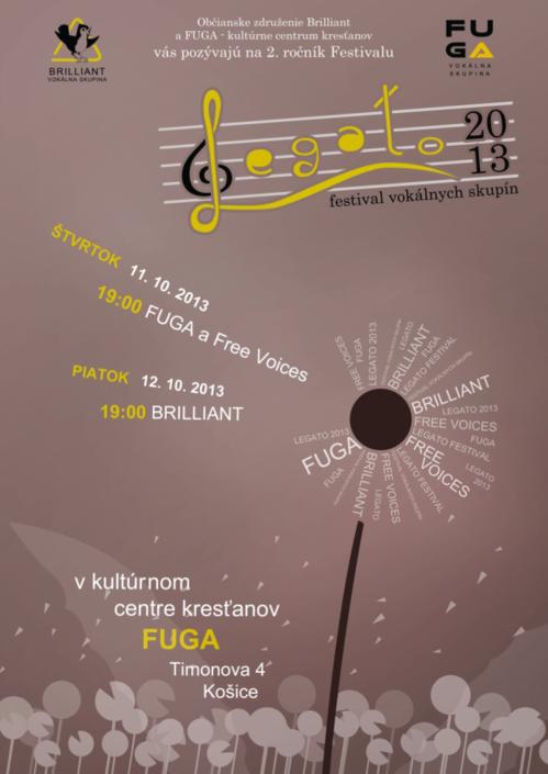 Poster | Legato
