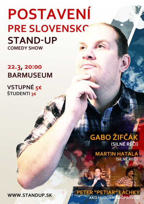 Poster | Postavení pre Slovensko