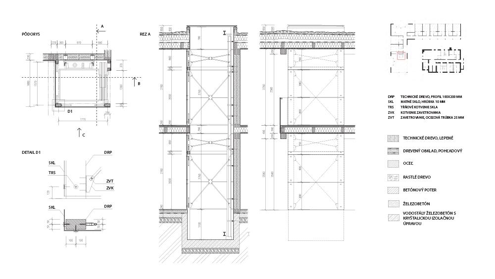 Zámoček (elevator construction)